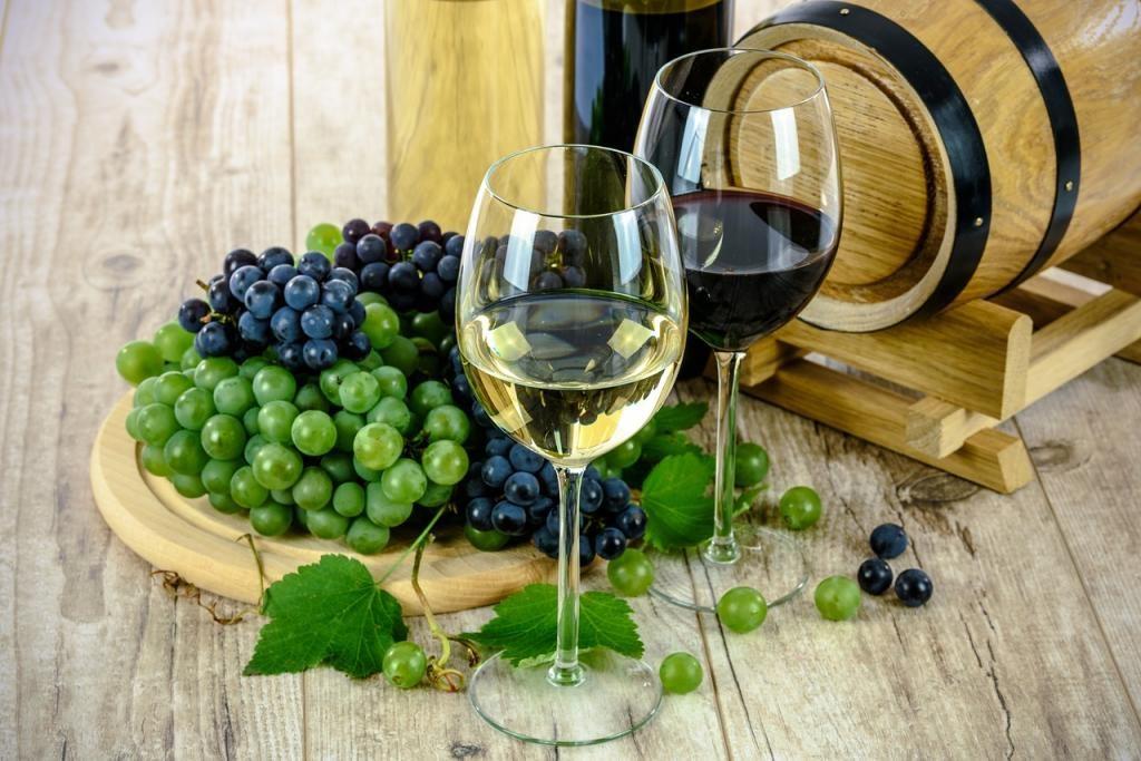 Bild Wein