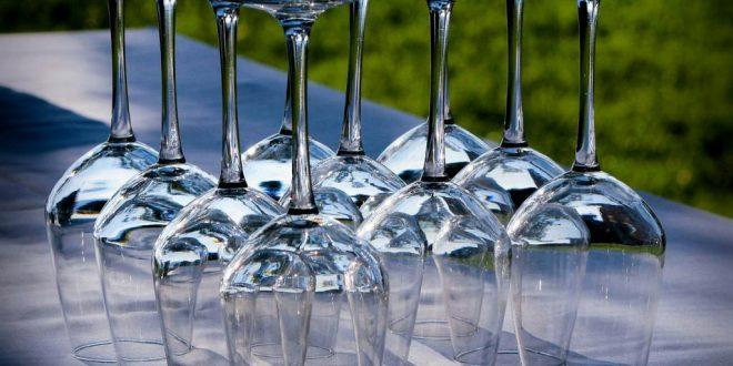 Bild Weingläser
